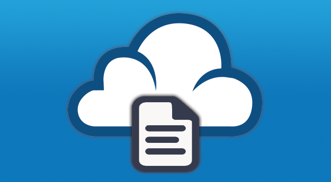 Sending documents via IncoCloud